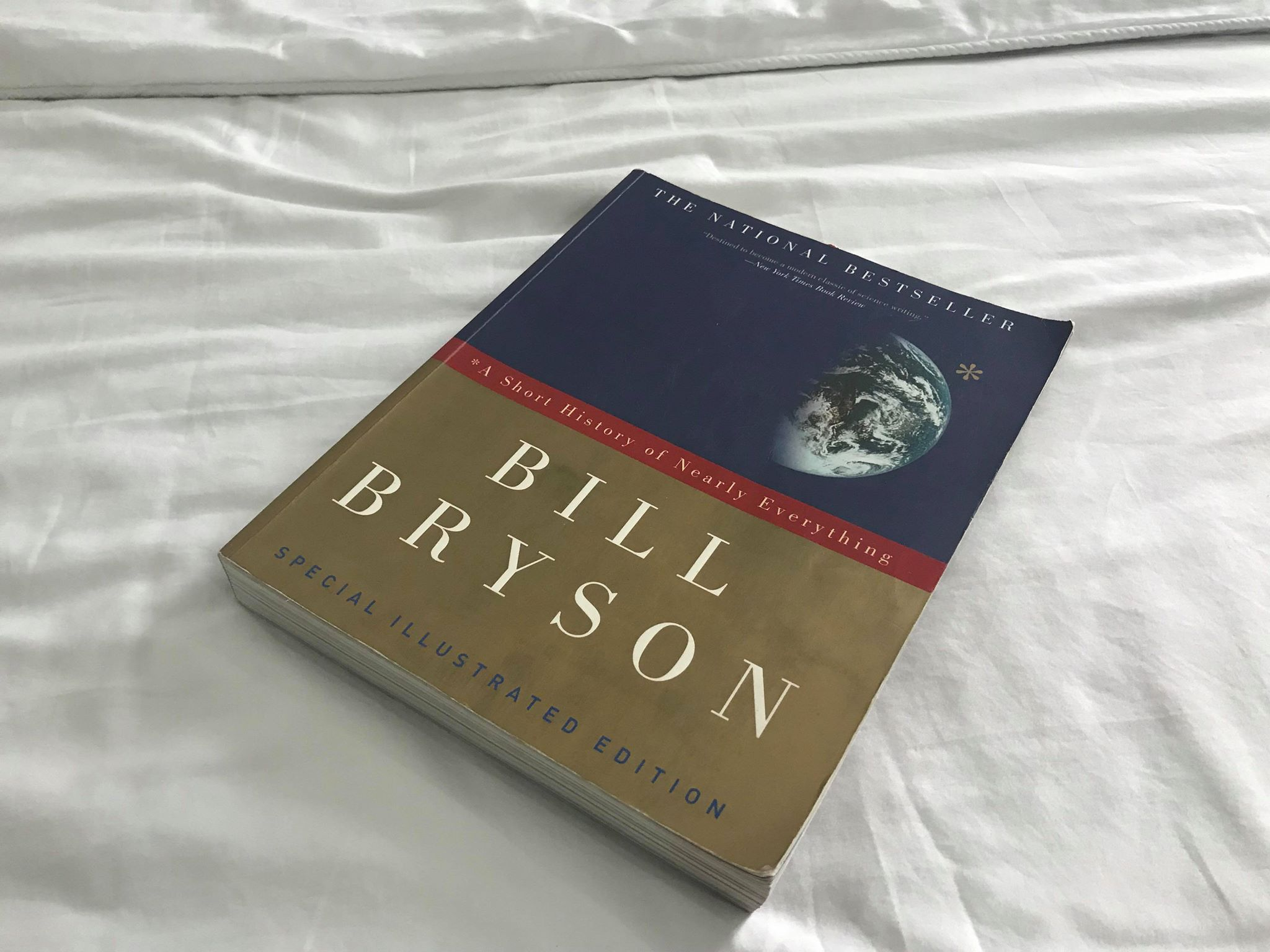 Book 7 Of 24 A Short History Nearly Everything By Bill Bryson
